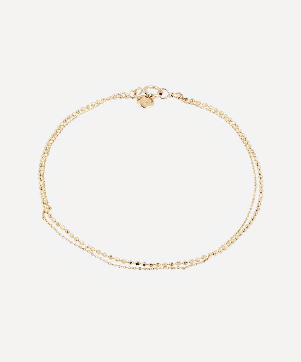Satomi Kawakita - Gold Rippling Bracelet