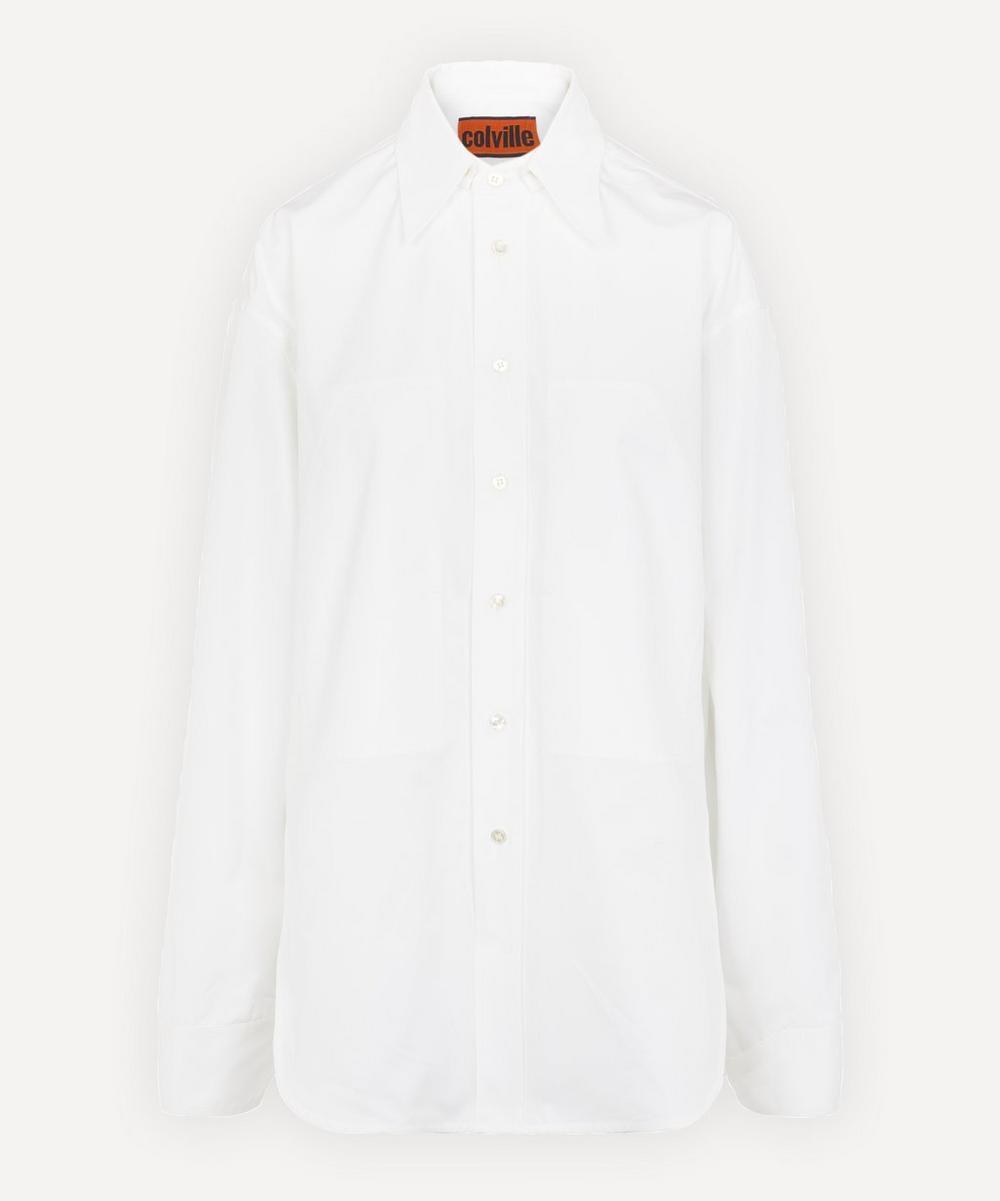 Colville - Cotton-Poplin Shirt