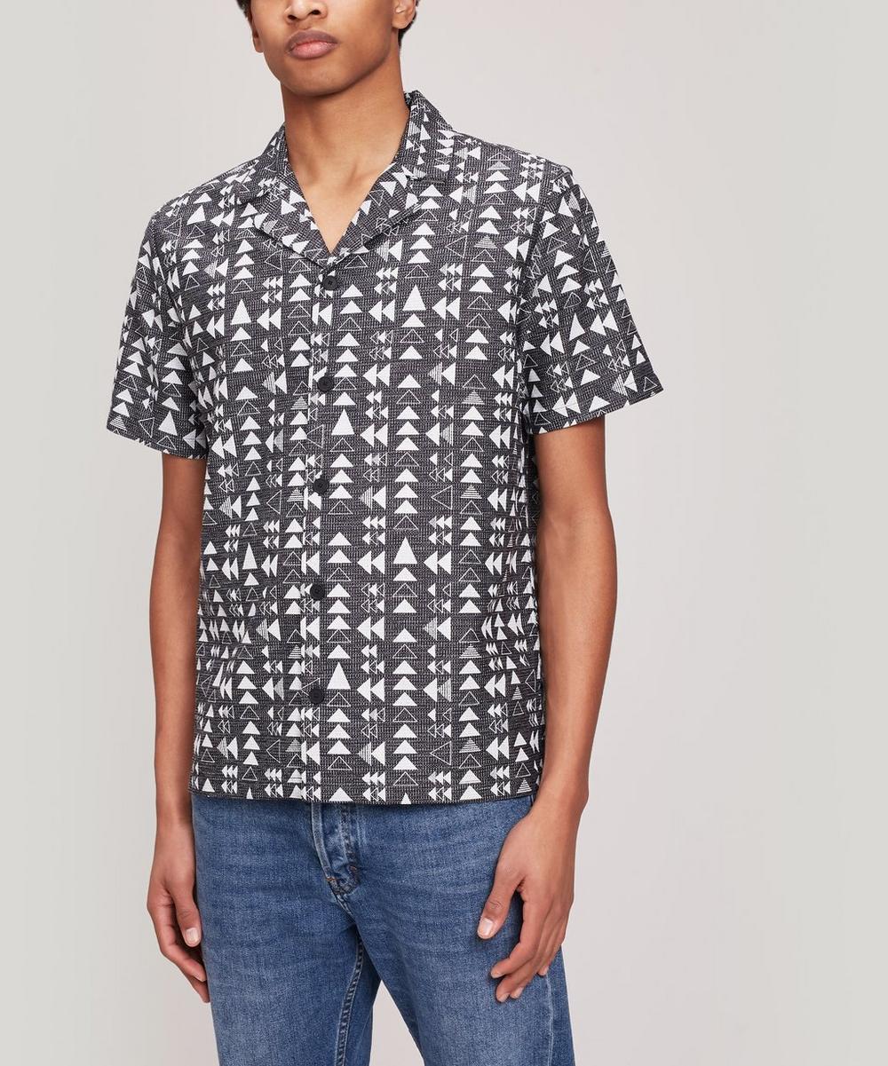 Folk - Camp Collar Short Sleeve Shirt