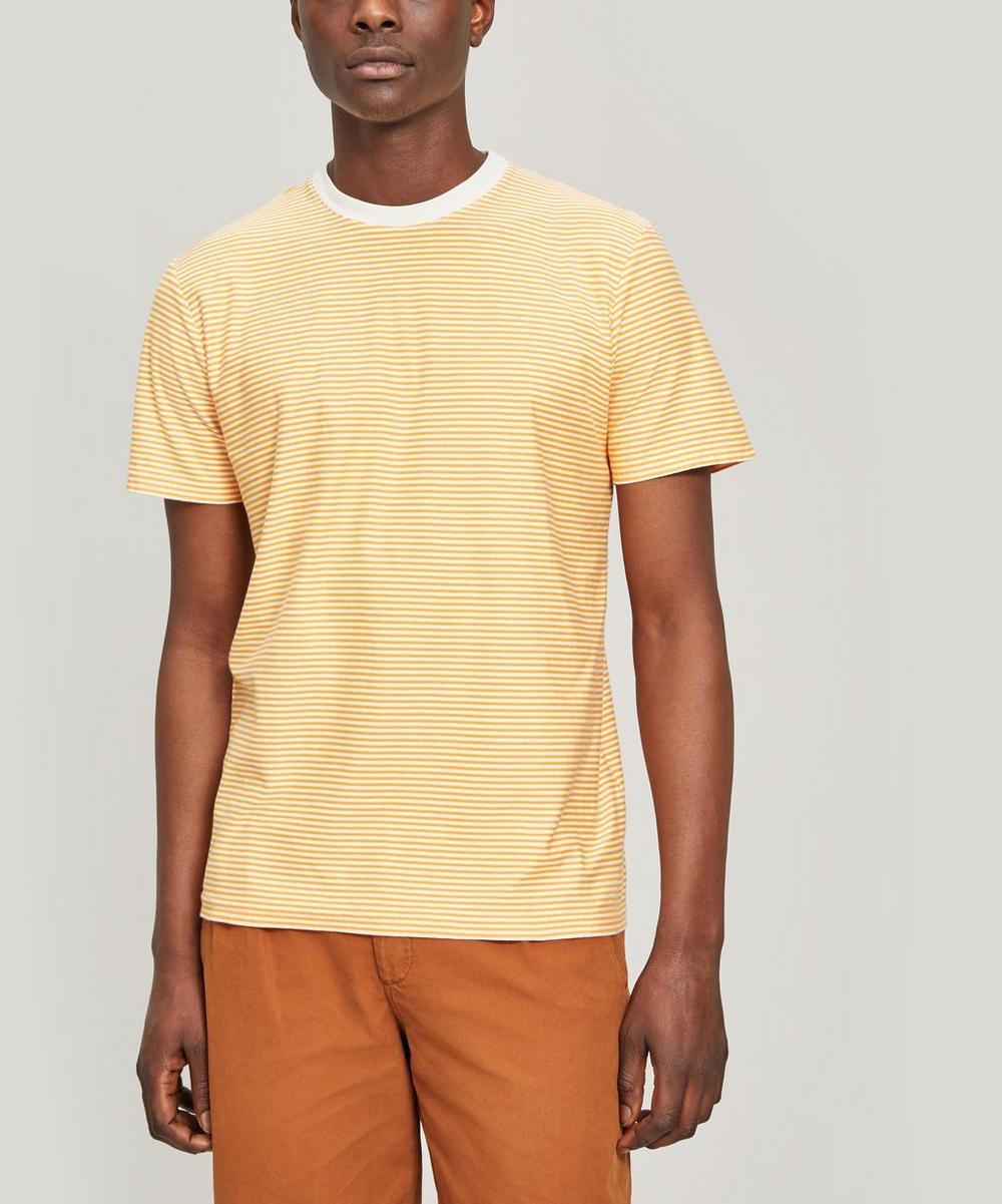 Folk - Fine-Stripe T-Shirt