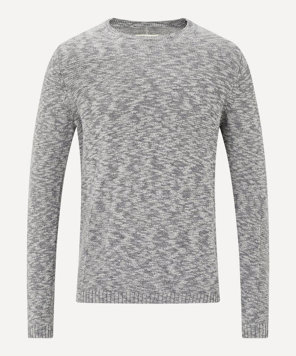 Folk - Slub Textured Knit Jumper