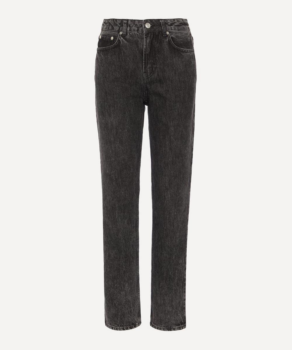 Ganni - Washed Denim Jeans