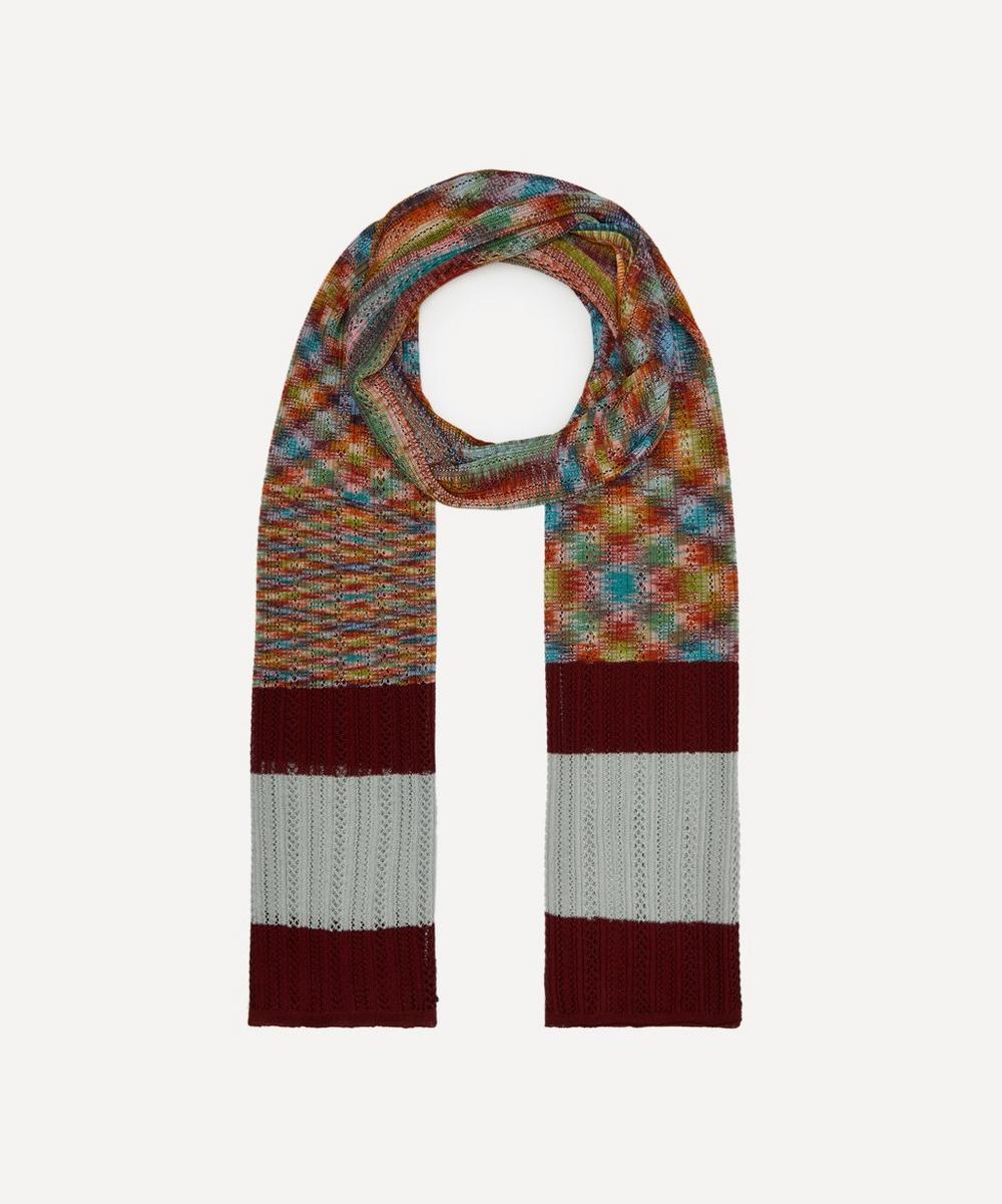 Missoni - Multicoloured Wool Scarf