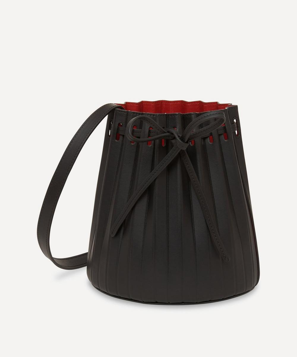 Mansur Gavriel - Mini Pleated Bucket Bag