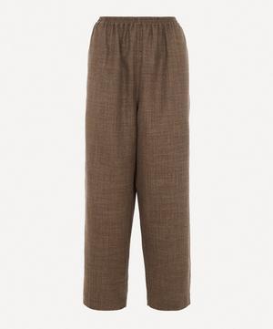 Japanese Silk Trousers