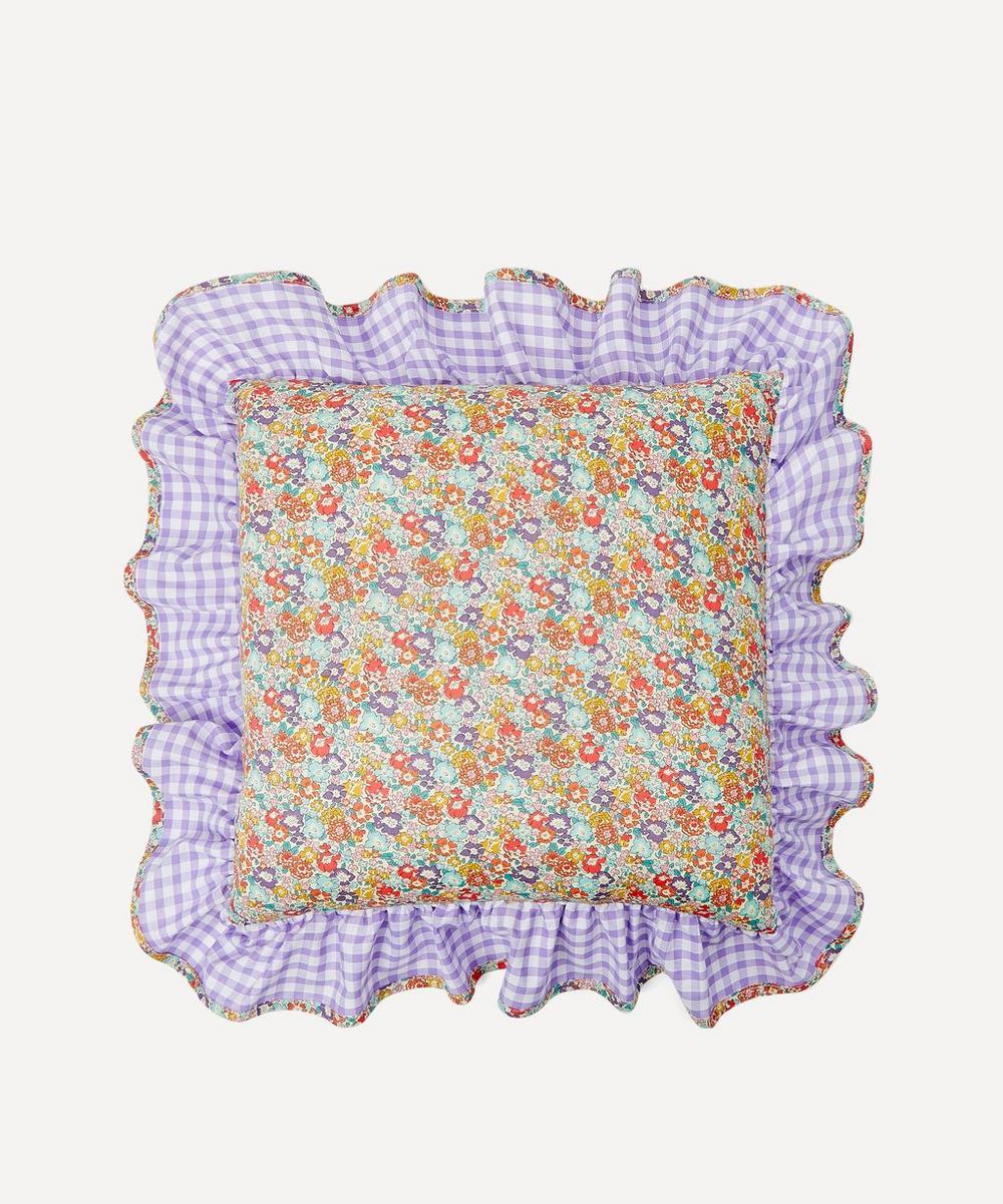 Edit 58 - Michelle Liberty Print Square Cushion