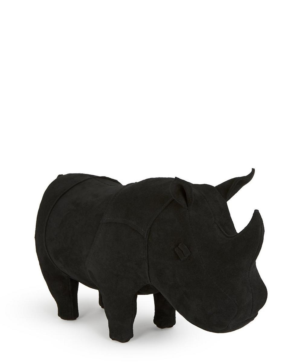Omersa - Small Suede Rhino