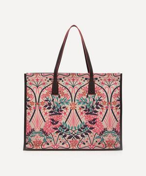 Valentine Large Canvas Tote Bag