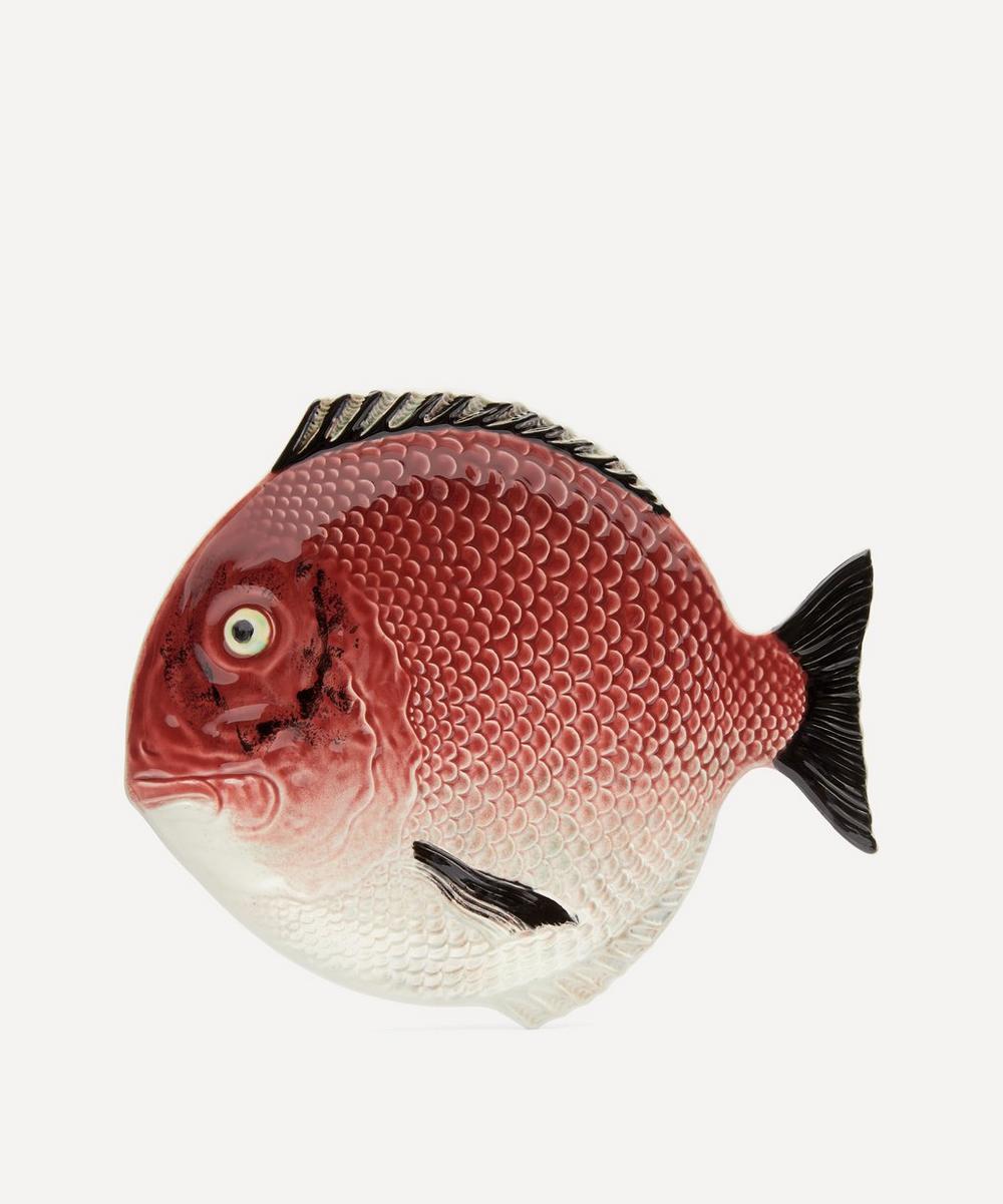 Bordallo Pinheiro - Fish Dinner Plate
