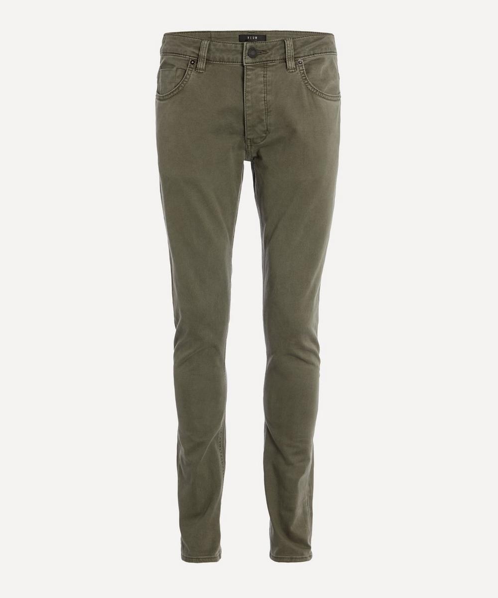Neuw - Lou Slim-Leg Twill Jeans