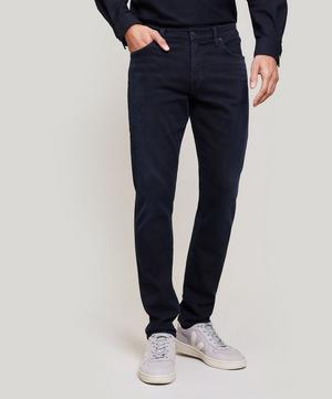 London Mid-Rise Slim-Fit Jeans