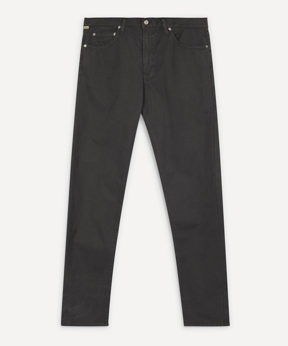 Citizens of Humanity - London Slim Compact Twill Jeans