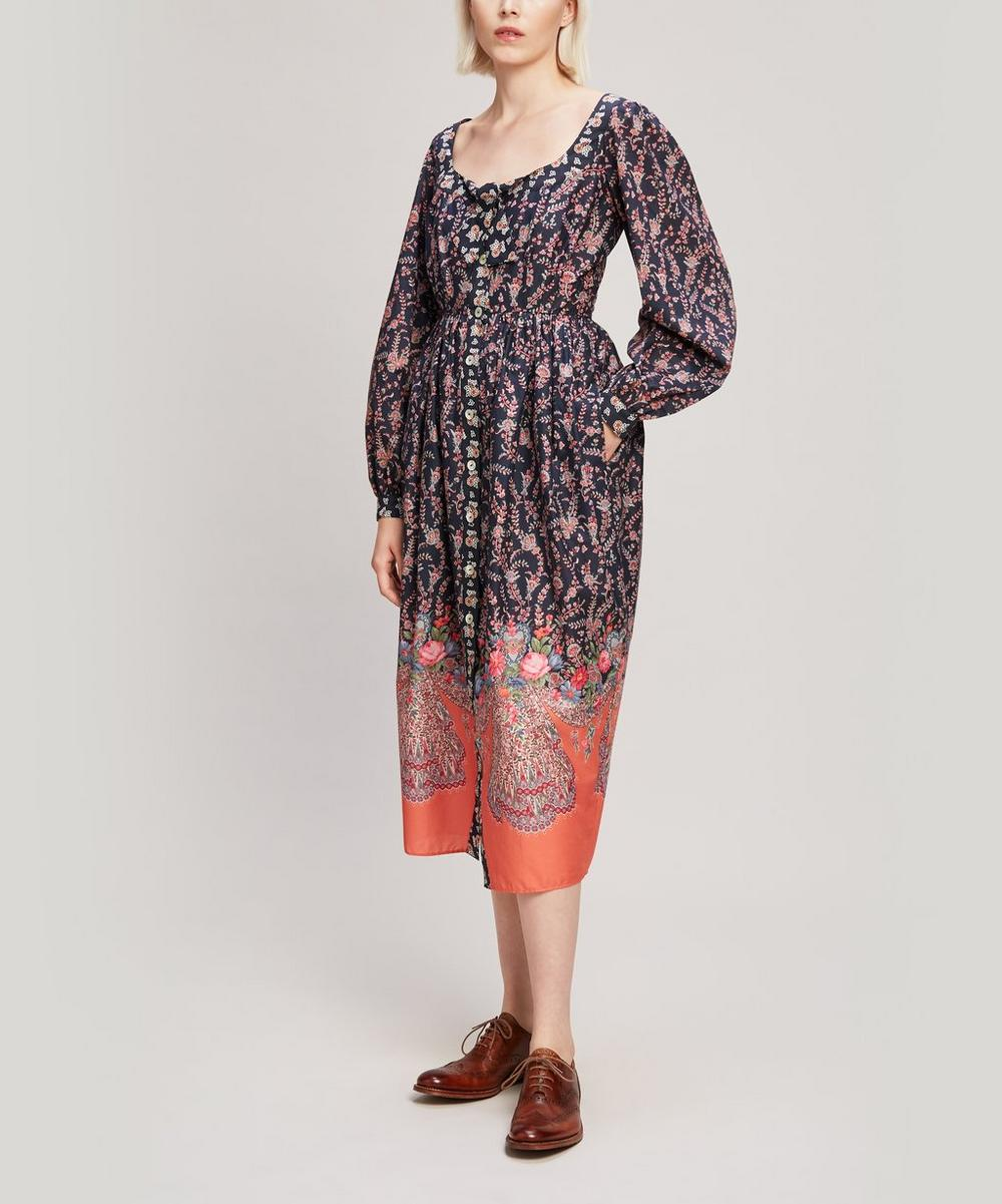 Liberty - Renee Tana Lawn™ Cotton Puff Sleeve Dress