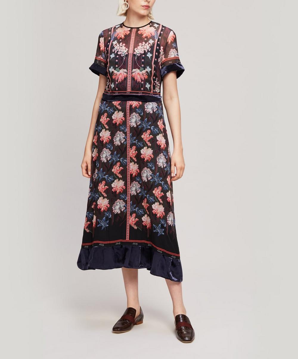 Liberty - Tigerlily Georgette Midi Dress