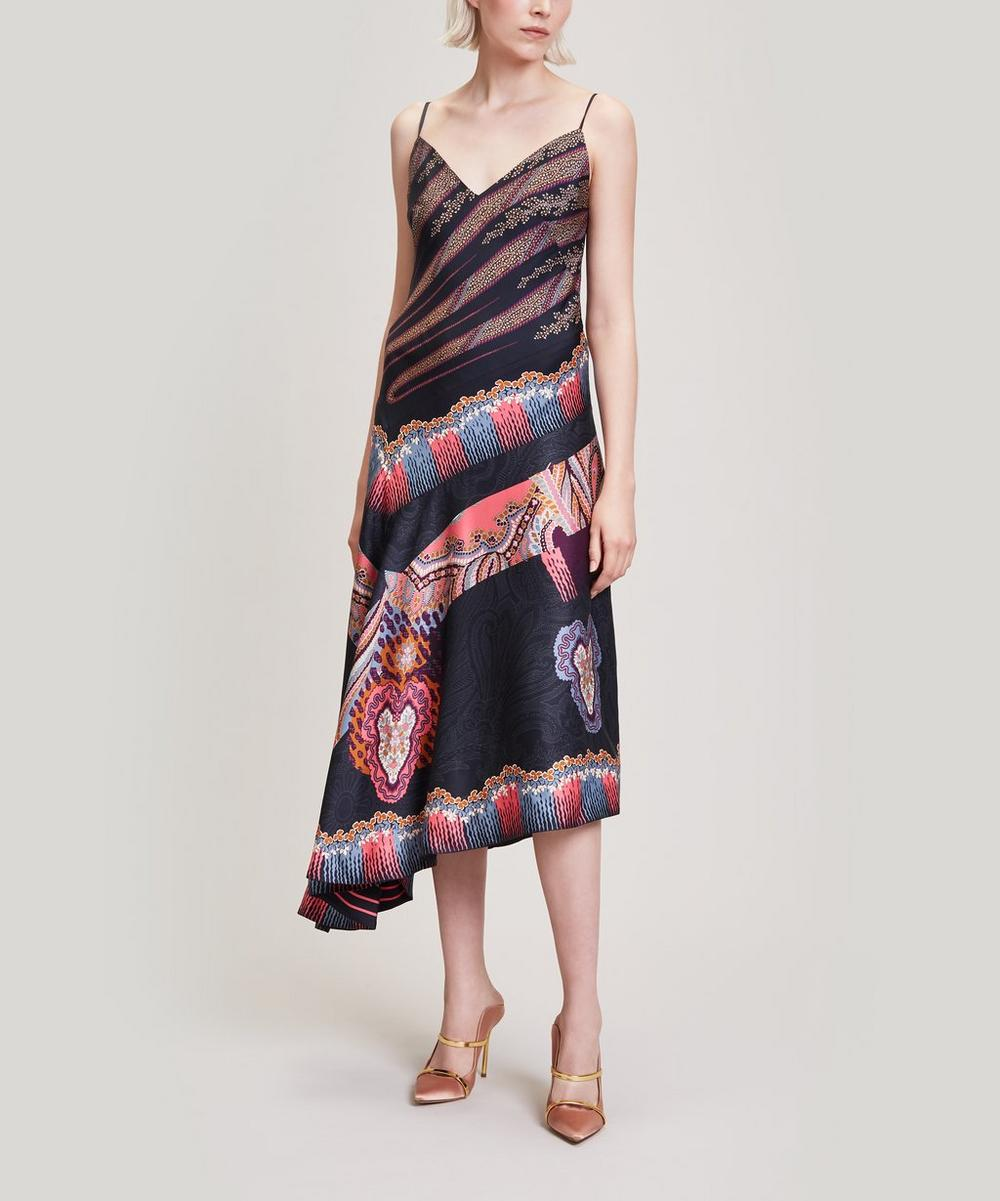 Liberty - Ramona Satin Strappy Dress