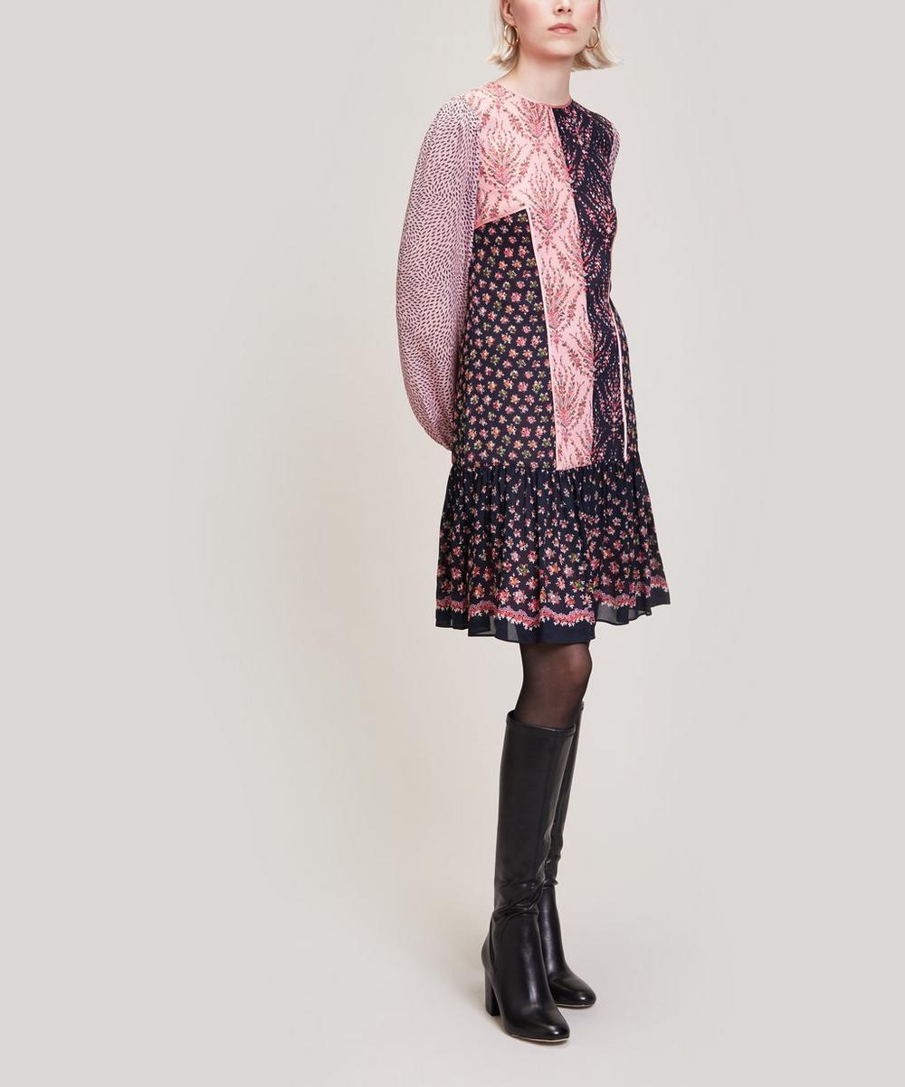 Liberty - Vita Georgette Mini Dress