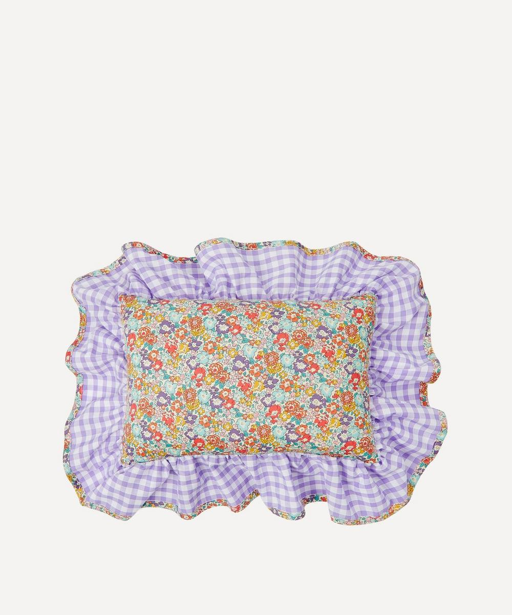 Edit 58 - Michelle Liberty Print Mini Cushion
