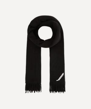 New Wool Scarf