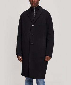 Wool and Cashmere-Blend Coat