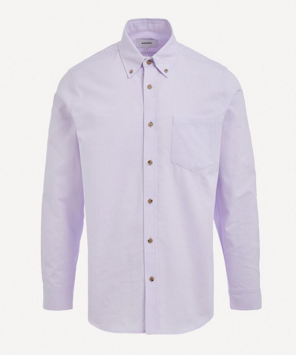 Nanushka - Kaleb Button-Down Oxford Shirt