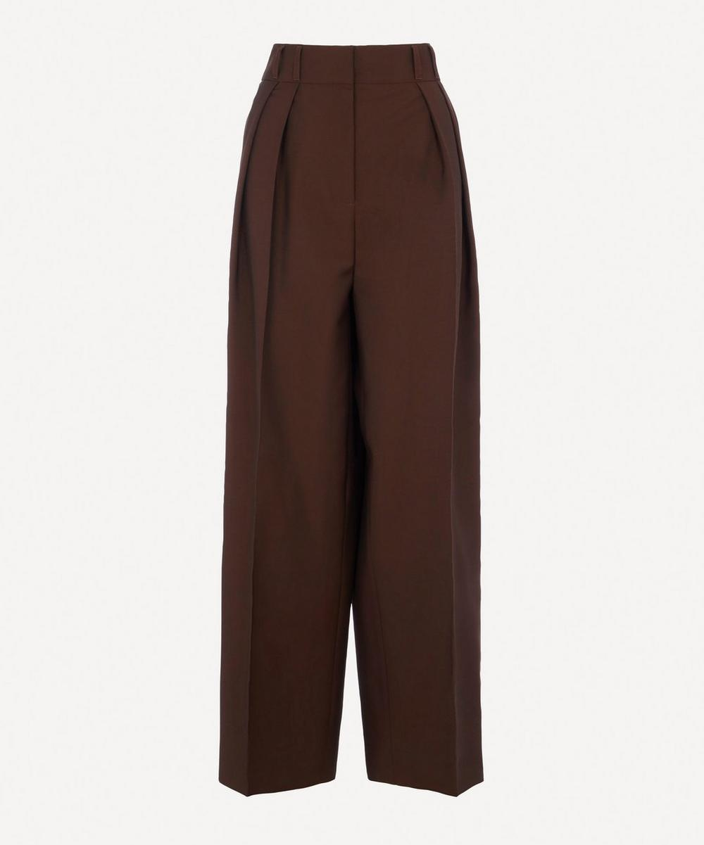 Acne Studios - High-Waisted Trousers