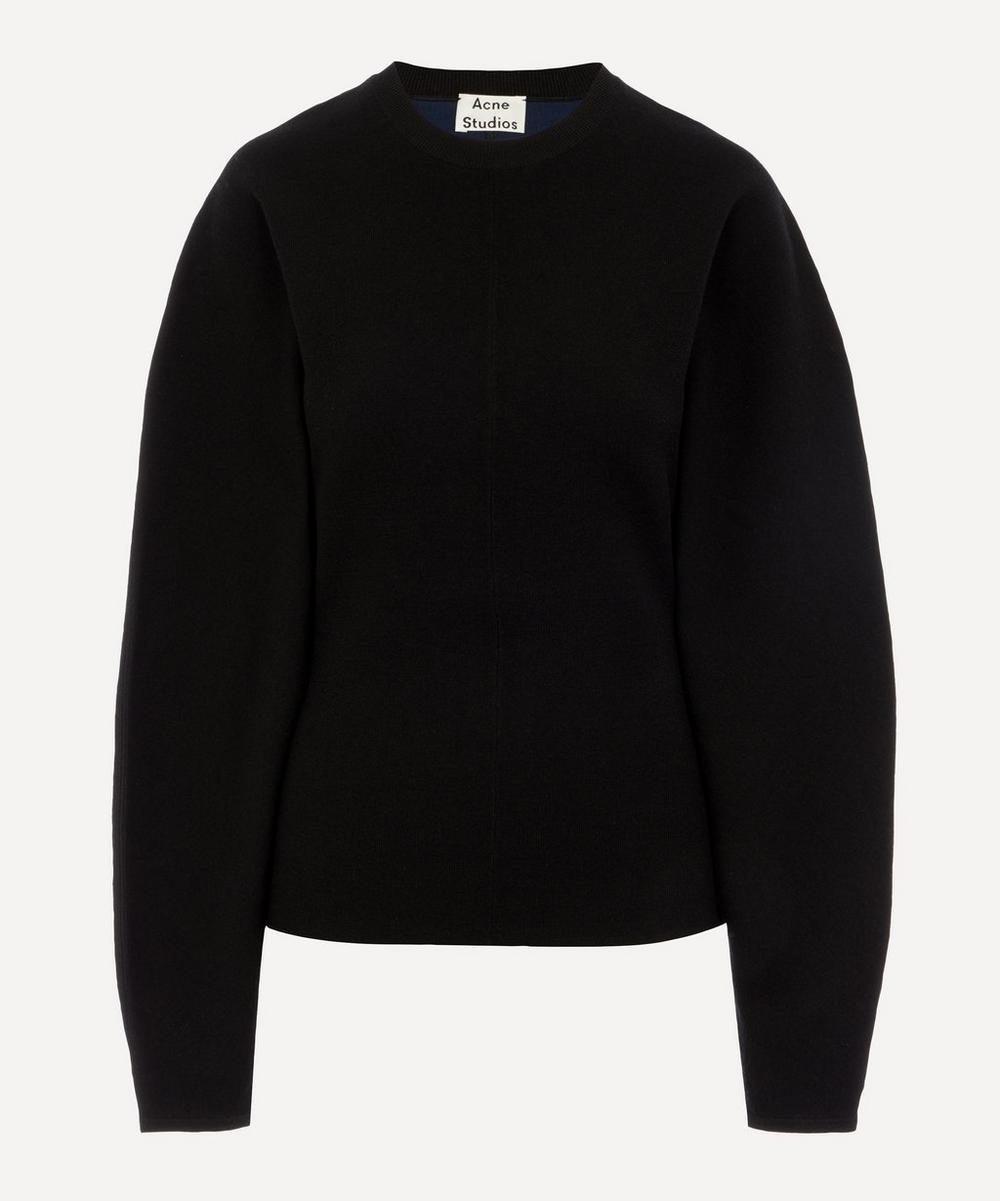 Acne Studios - Structured Wool Jumper