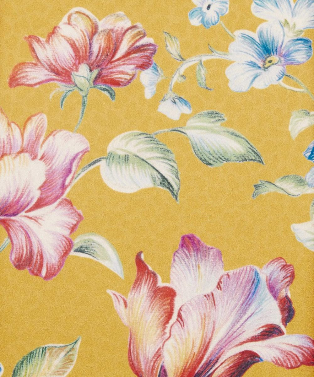 Ungaro - Tulip Garden Silk Crepe Satin