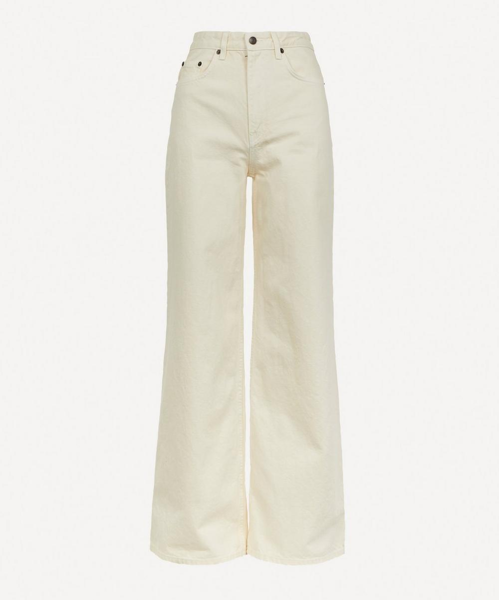 The Row - Issa Wide Leg Jeans