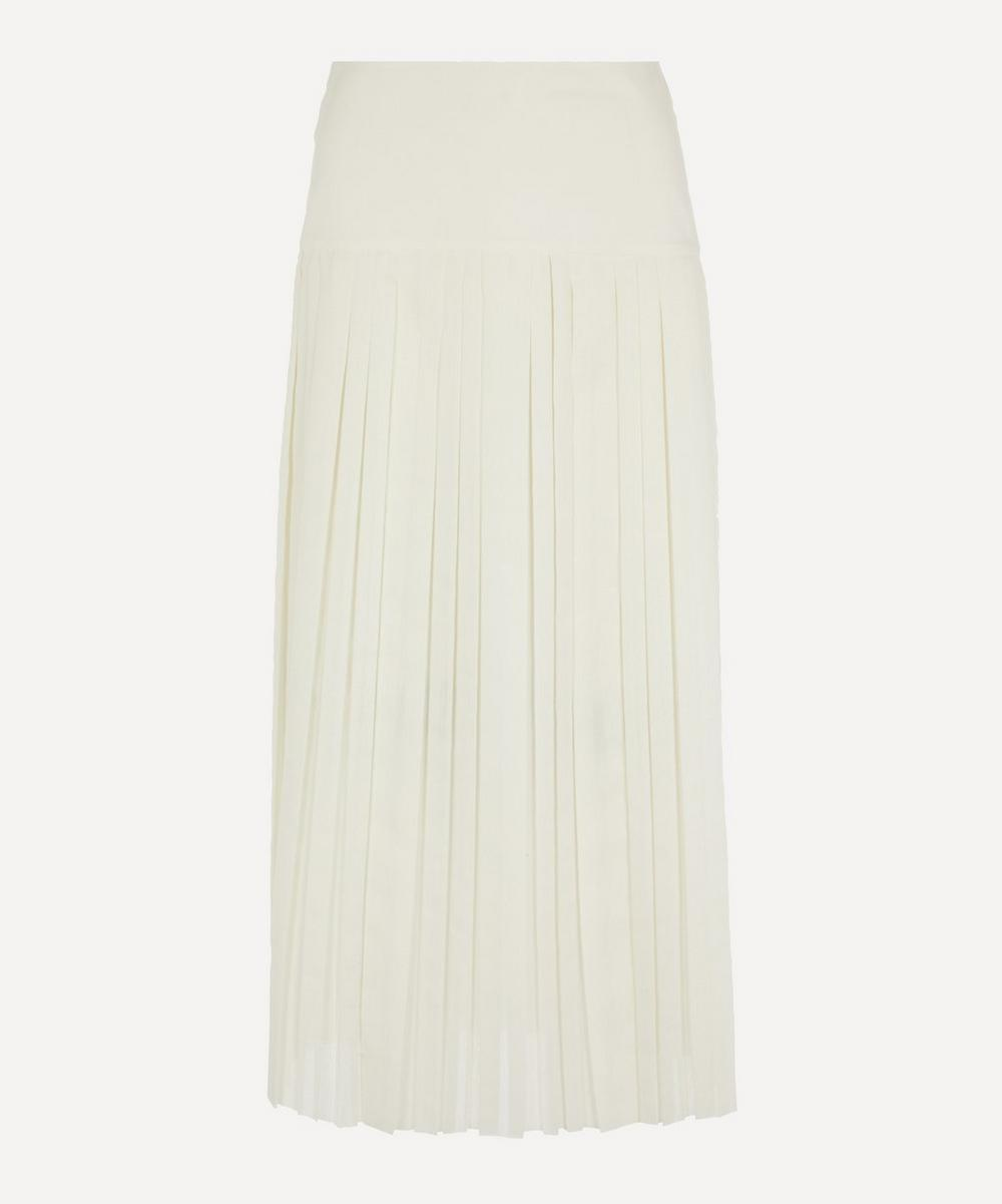 The Row - Magdita Pleated Skirt