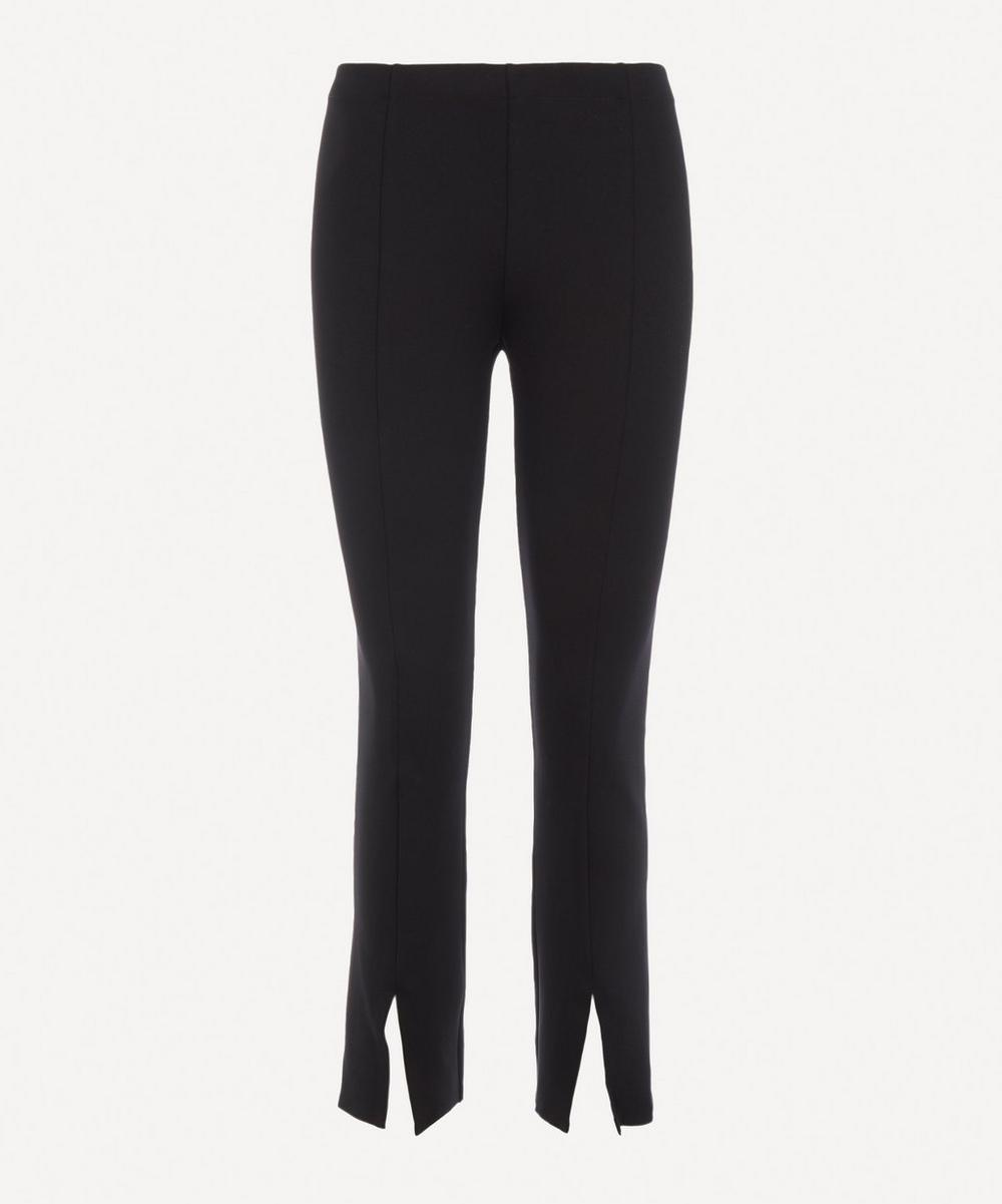 The Row - Thilde Scuba Front Slit Trousers