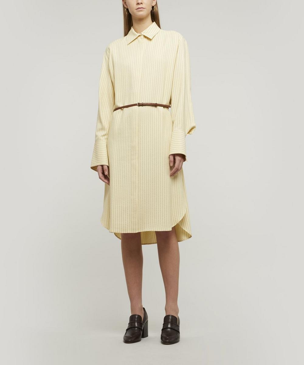 The Row - Sonia Oversized Shirt Dress