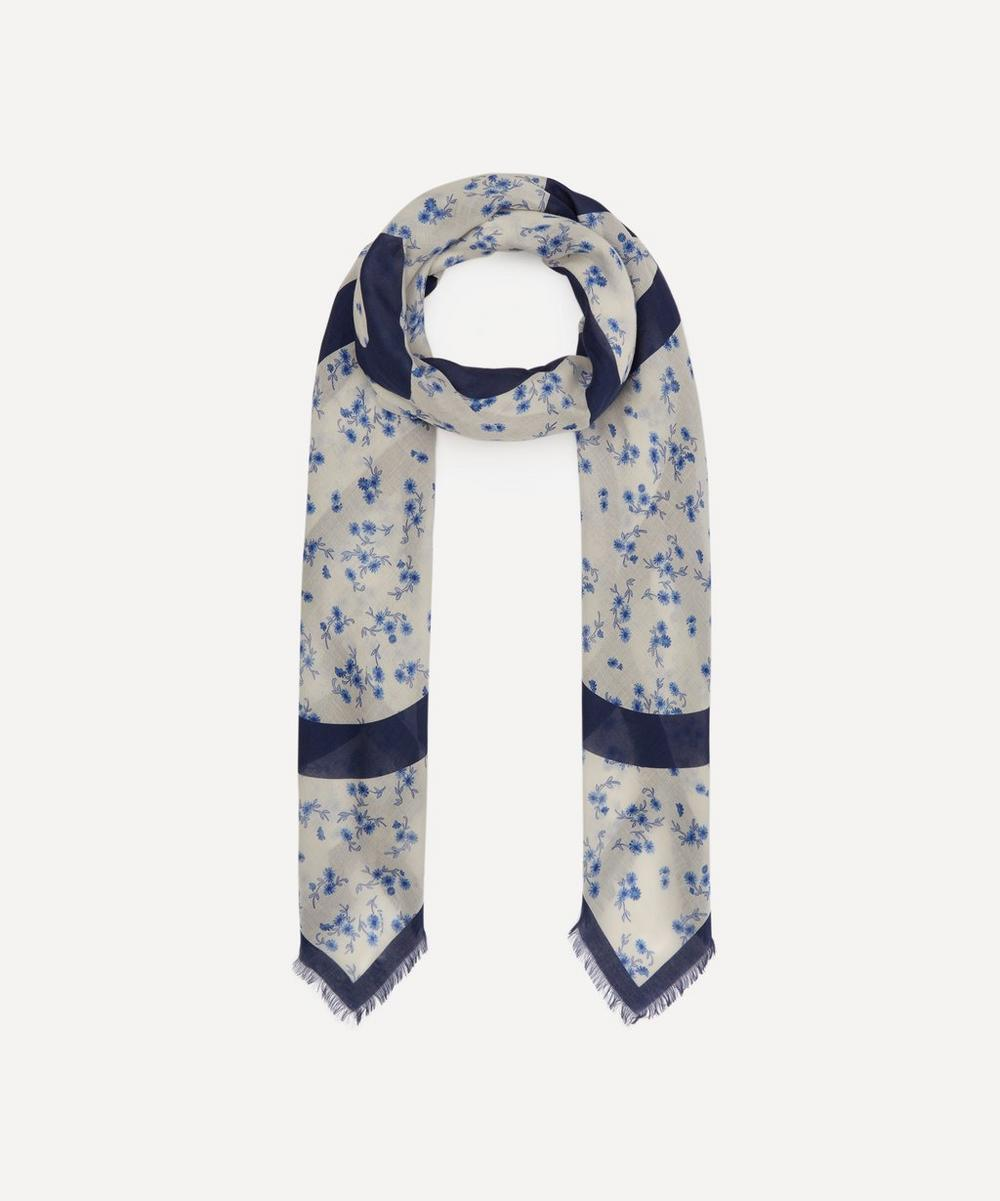 Loewe - Flower Print Modal and Cashmere-Blend Scarf
