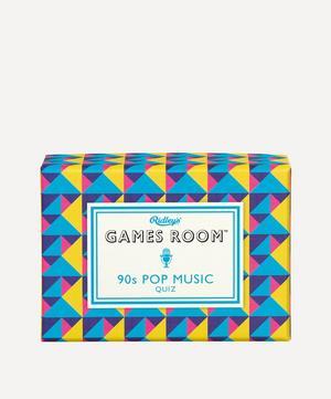 90s Pop Music Quiz