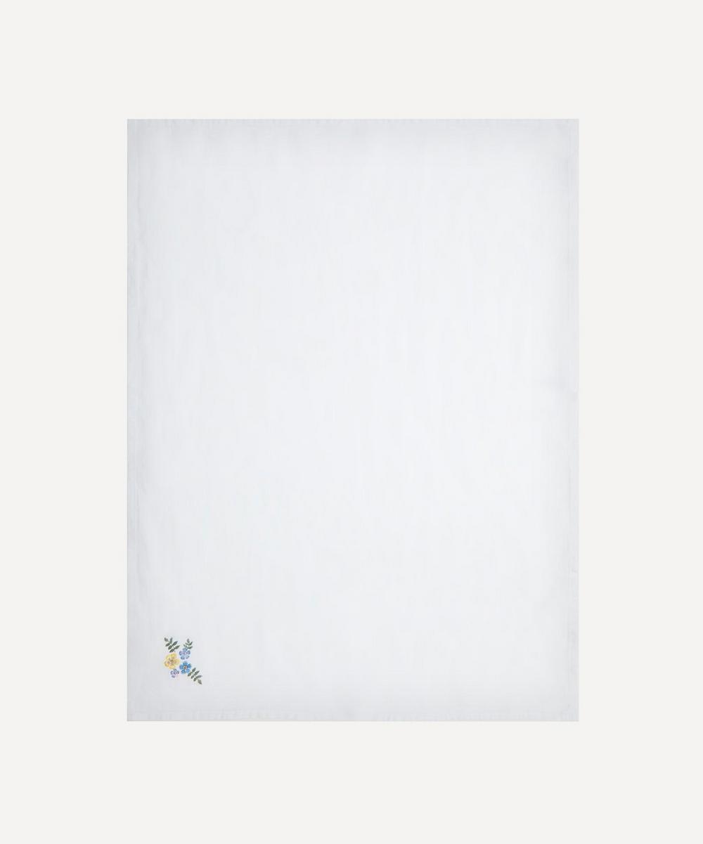 Cressida Jamieson - Edenham Linen Tea Towel