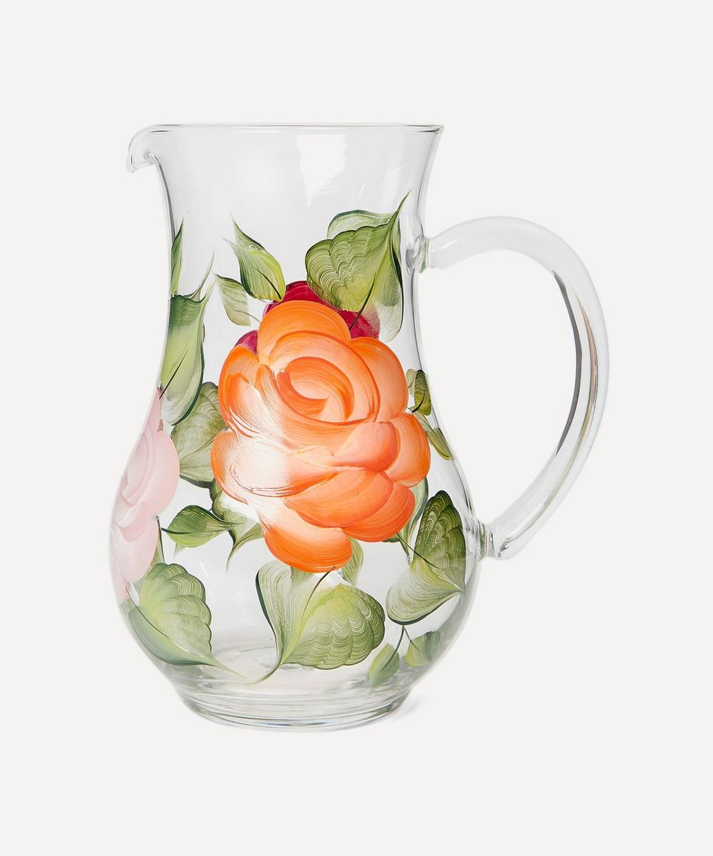 Petra Palumbo - Large Hand-Painted 1.3 Litre Jug