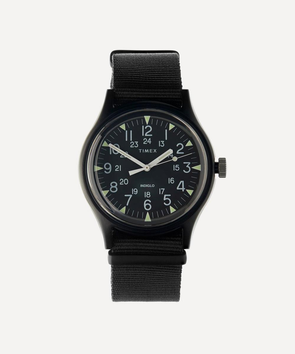 Timex - MK1 Aluminium Canvas Strap Watch