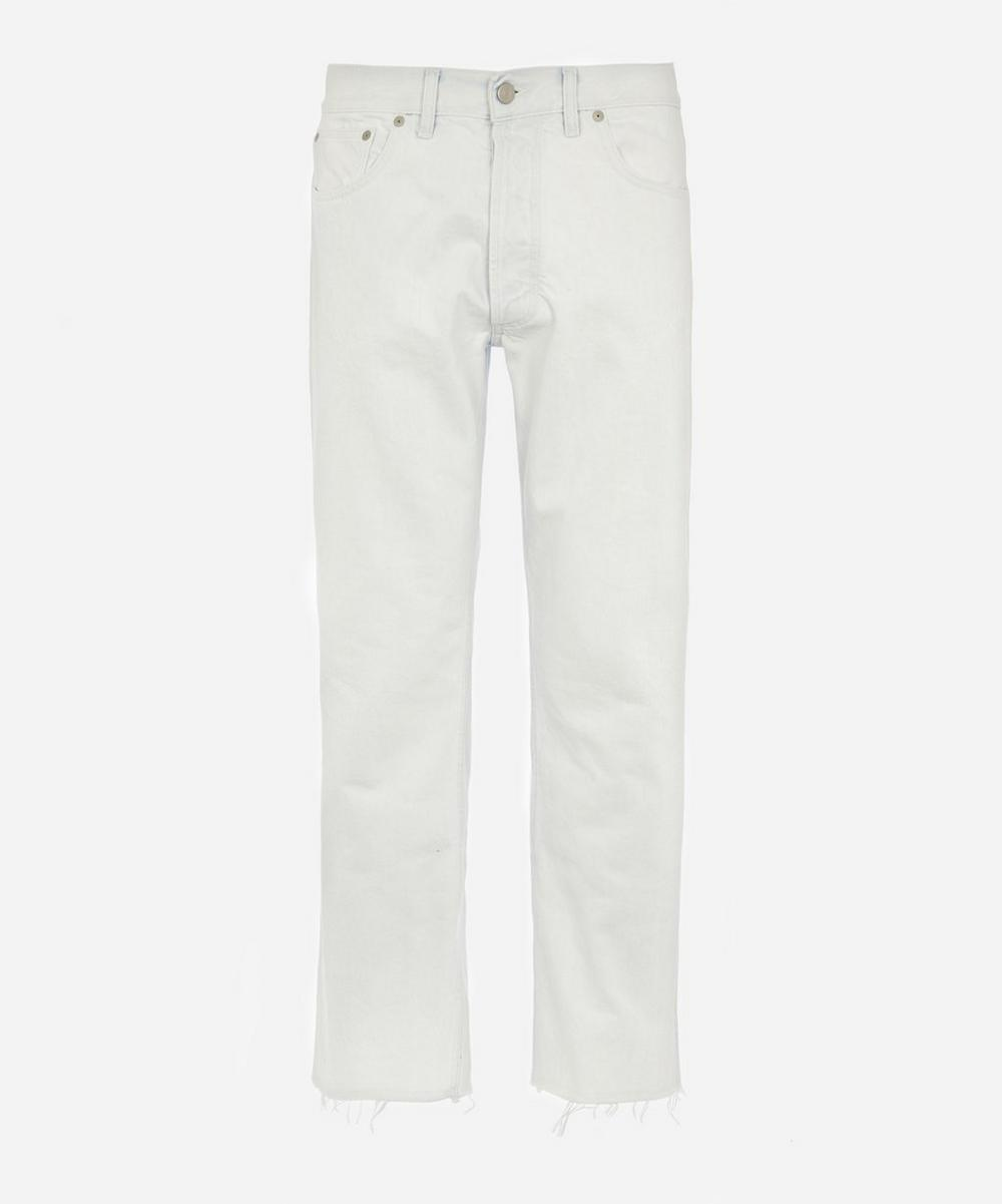 Maison Margiela - Bleached Boyfriend Jeans