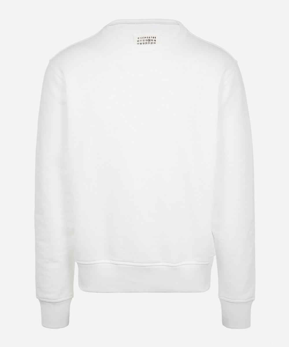 Maison Margiela - Elbow Patch Sweatshirt