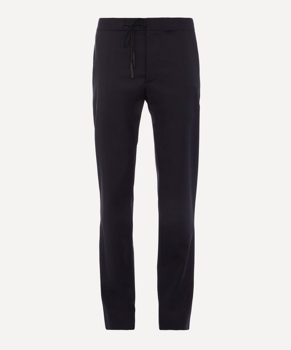 Maison Margiela - Drawstring Mohair Trousers