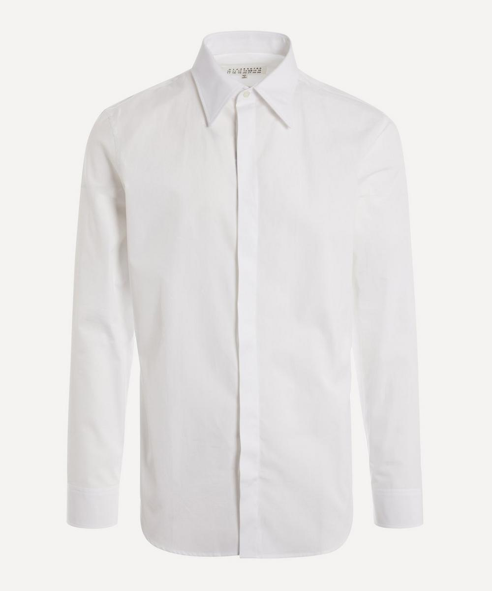 Maison Margiela - Cotton Poplin Shirt
