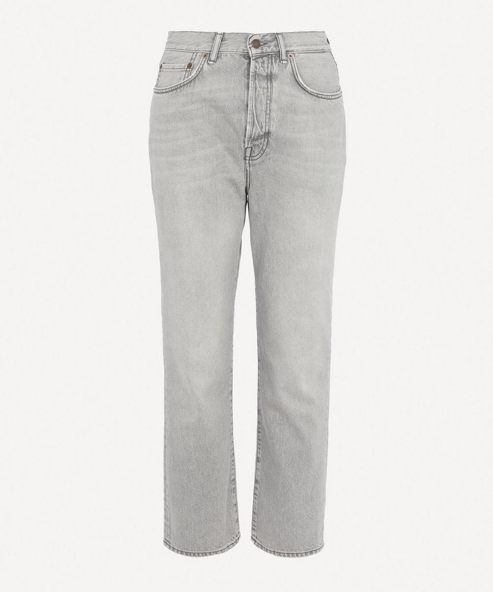 Acne Studios - Mece High-Rise Straight Jeans