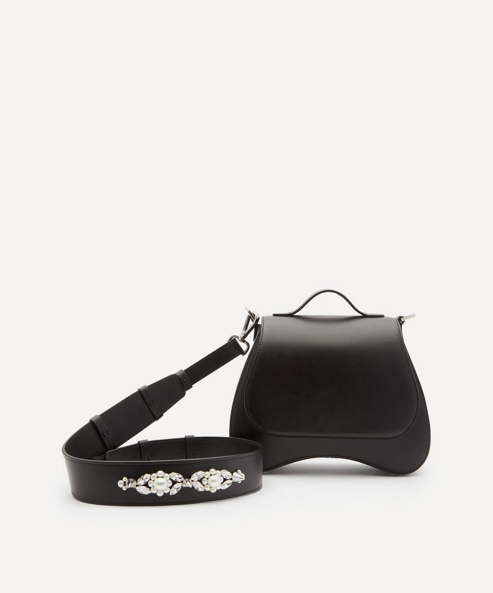 Simone Rocha - Leather Bean Bag
