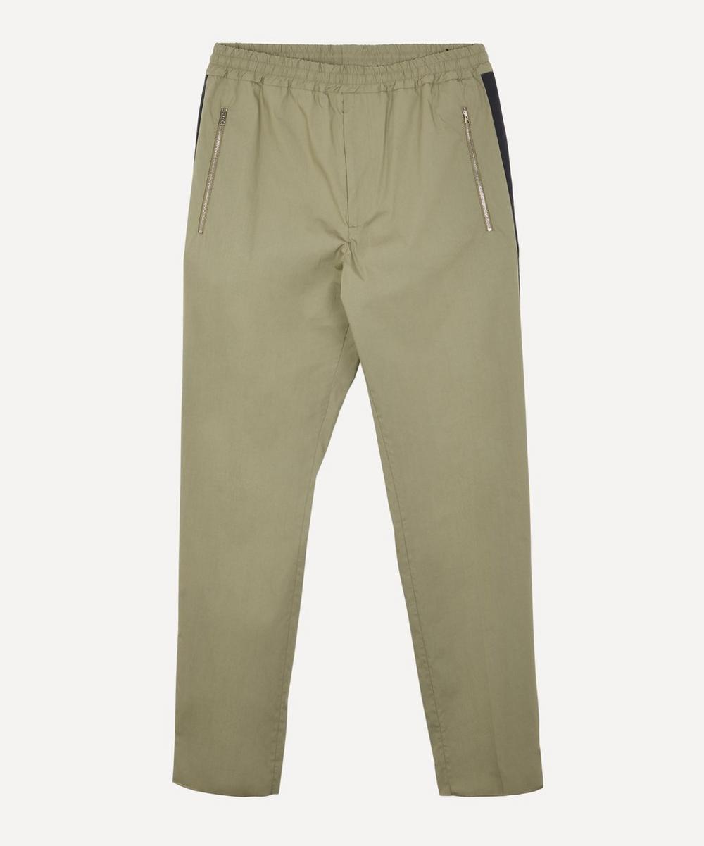 Stella McCartney - Piet Contrast Stripe Trousers