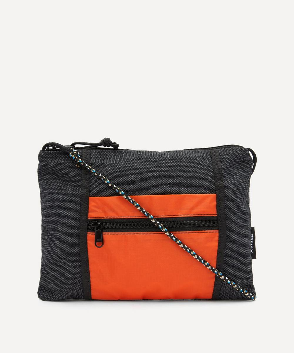 Sealand - Roachie Upcycled Ripstop-Canvas Large Cross-Body Bag