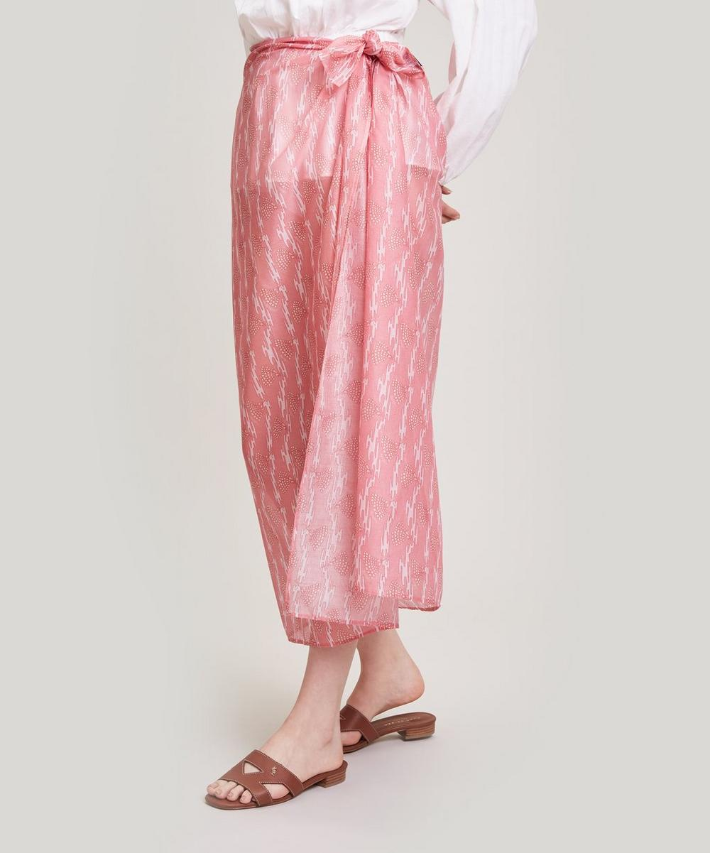 Liberty - Bertrand Cotton Chiffon Sarong