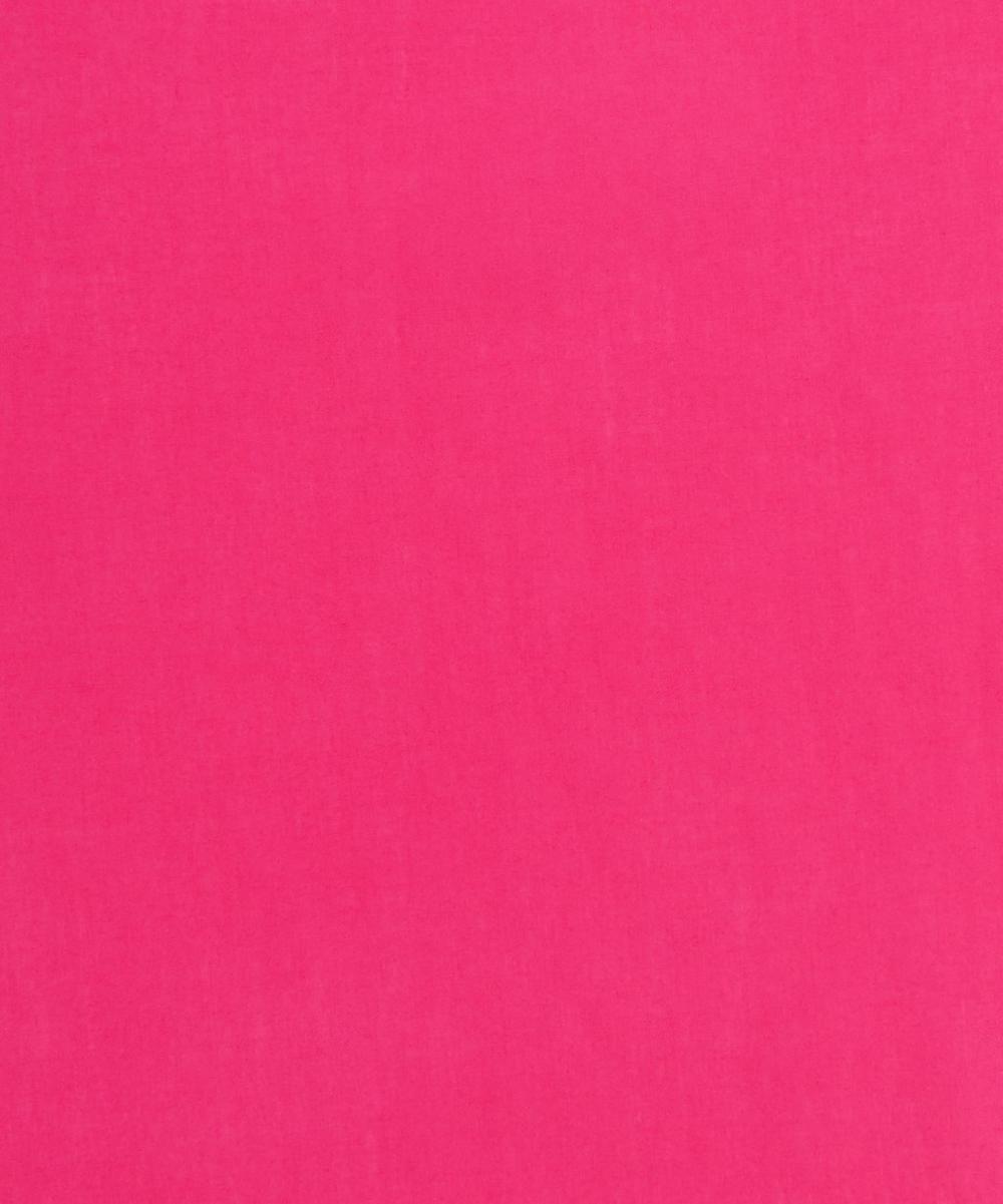 Liberty Fabrics - Dark Pink Plain Tana Lawn™ Cotton