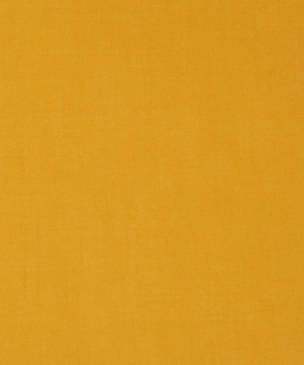 Liberty Fabrics - Ochre Plain Tana Lawn™ Cotton