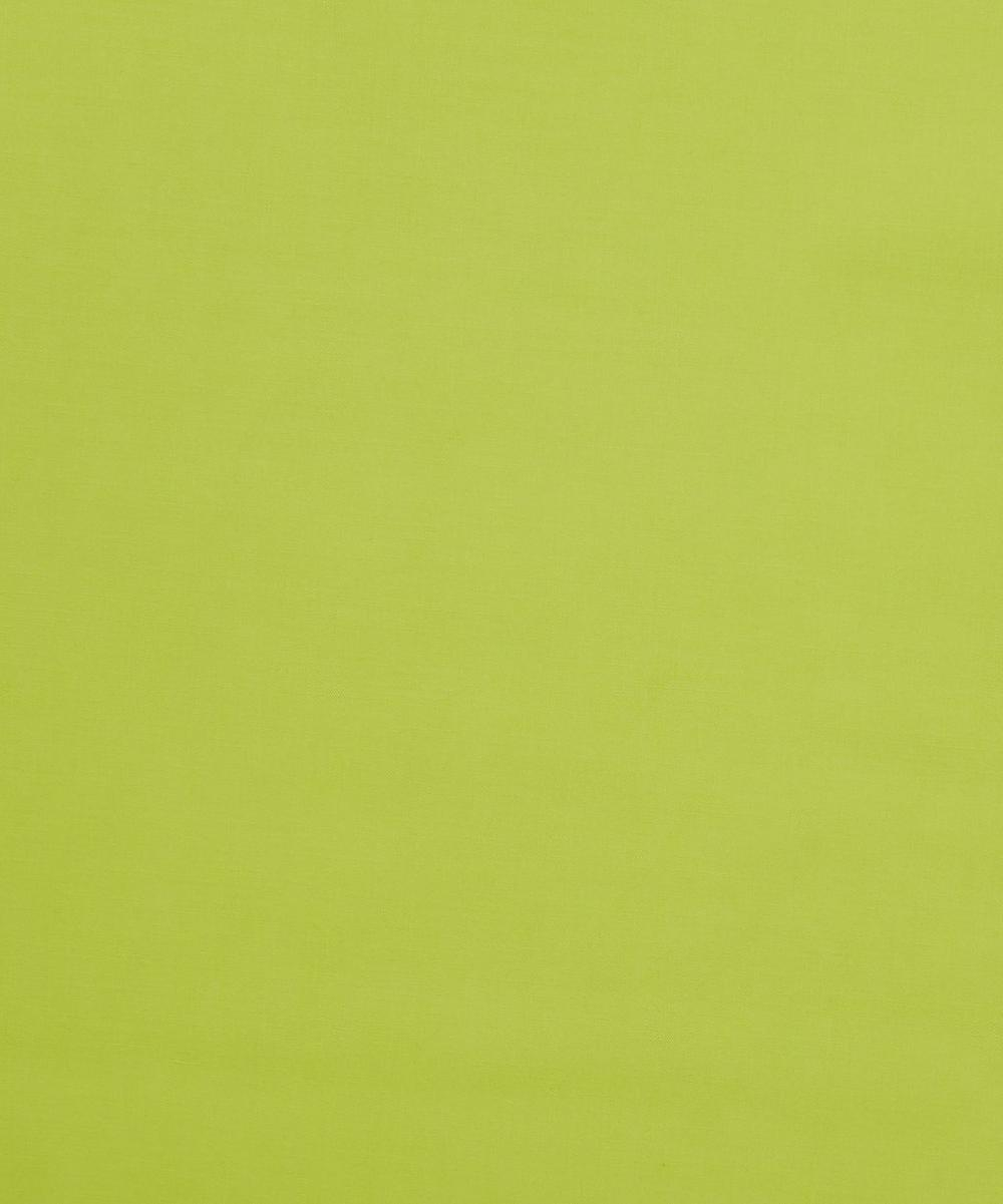 Liberty Fabrics - Citrus Green Plain Tana Lawn™ Cotton