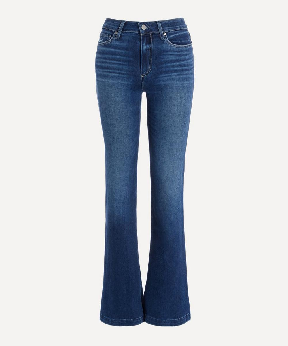 Paige - Genevieve Flare Jeans