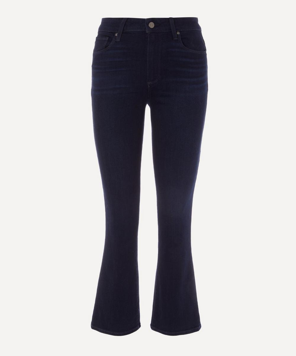 Paige - Claudine Ankle Flare Jeans